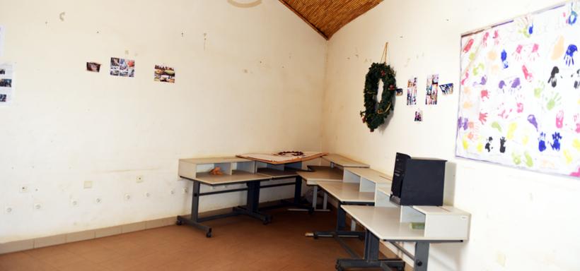 Salle informatique 1